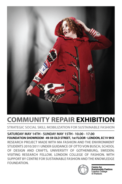 Community Repair Exhibition